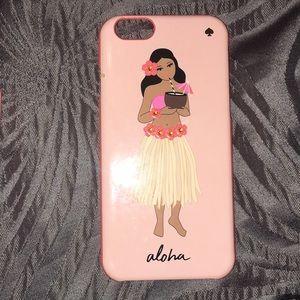 Kate Spade phone case iPhone 6S